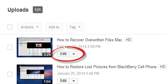 How to rotate youtubefacebook video on mac os x youtube video editor rotate ccuart Choice Image