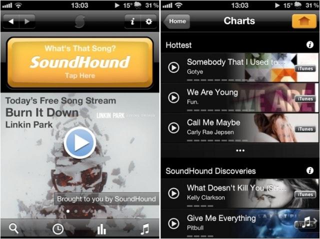 best iphone music app