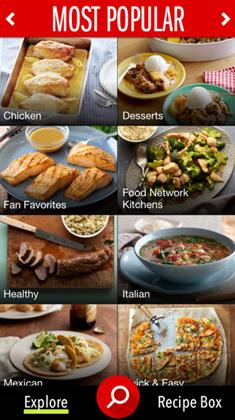 Top 10 Free Thanksgiving Recipe Apps for iPhone, iPad and Android
