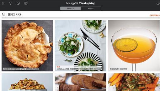 Thanksgiving: A Bon Appetite Manual