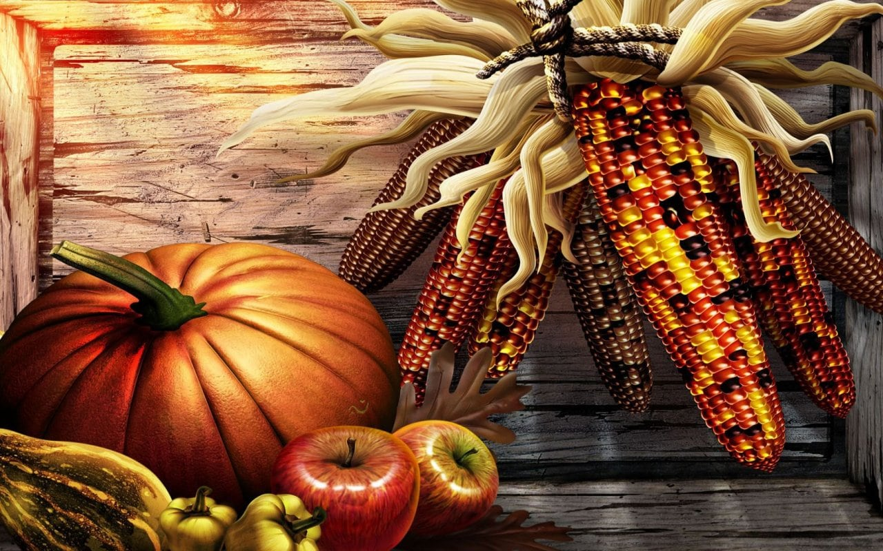 Download the Best Thanksgiving Wallpapers 2015 for Android, iPhone, Mac and PC