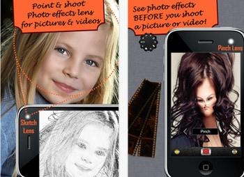 Top 5 des plus Drôles Applications de Caméra pour les Appareils iOS