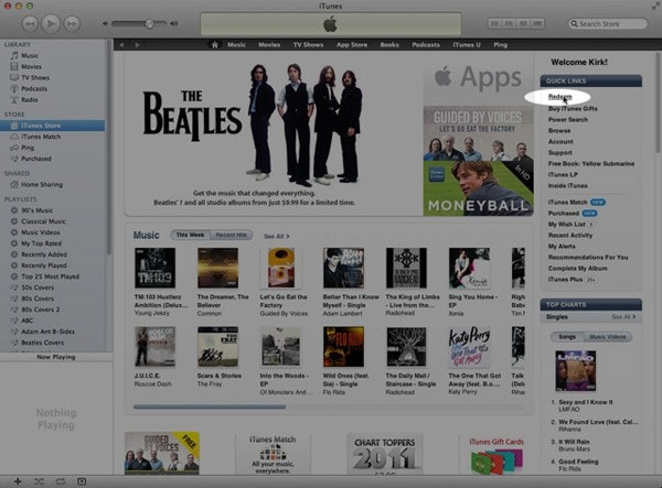 buy music on itunes with gift card