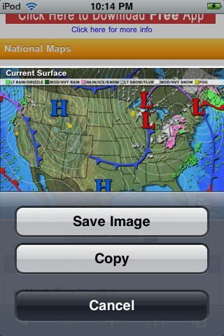iPad Safari images