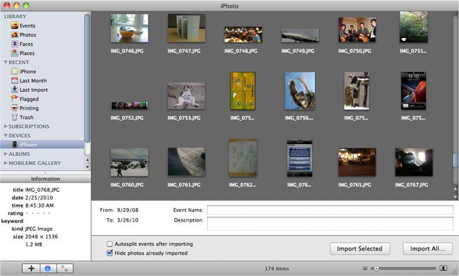 iphoto software free  windows