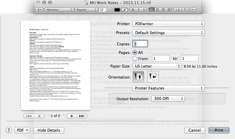 pdf shrink mac free
