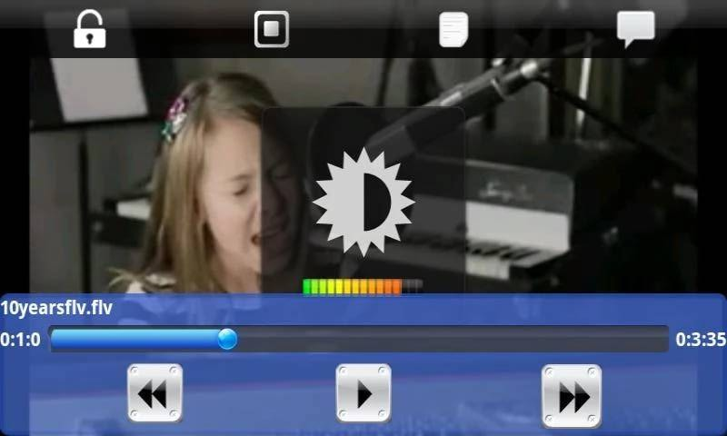 MP4 FLV WMV Media Player