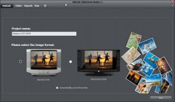 movie maker themes MAGIX Slideshow Maker