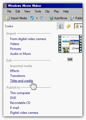 movie maker from images