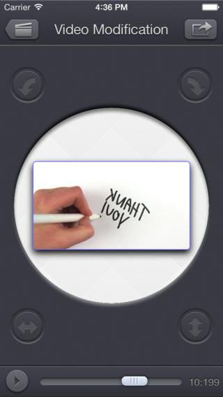 iphone rotate app