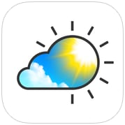 best iphone weather apps