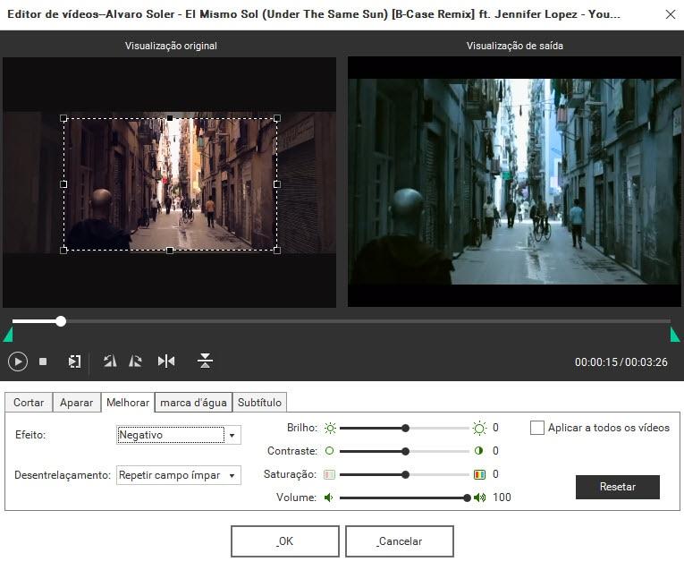 editar vídeos