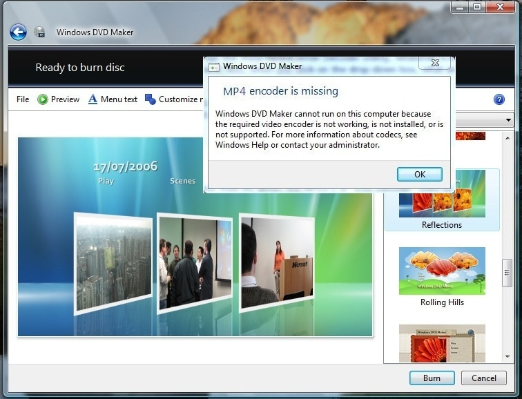 How to Burn MP4 to DVD with MP4 Windows DVD Maker