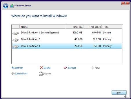 windows 8 to windows 10 upgrade