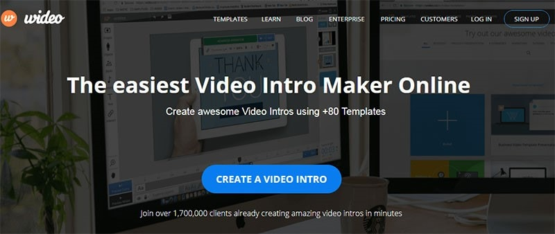 how to make a youtube intro for free