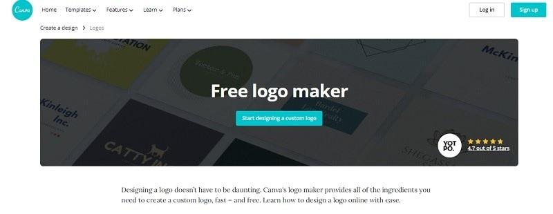 créateur de logo youtube sans filigrane