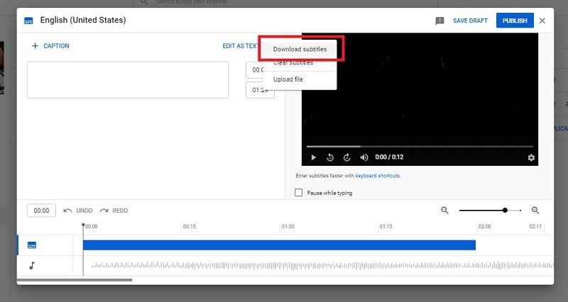 ajouter des sous-titres aux vidéos youtube en ligne