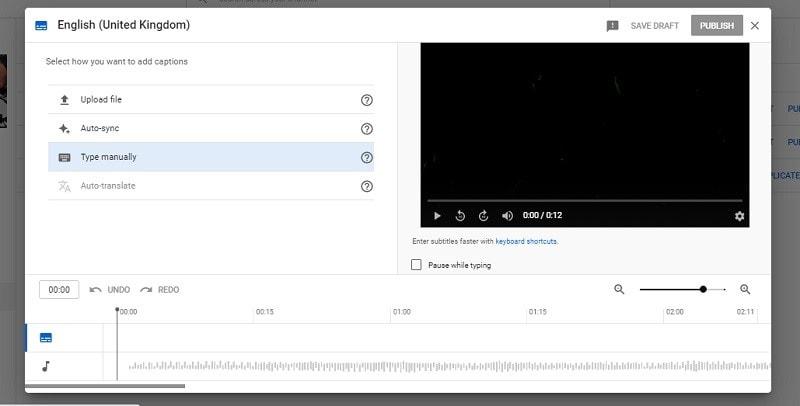 ajouter des sous-titres espagnols à une vidéo youtube