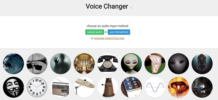 how to change voice in video for youtube