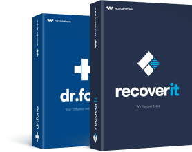 recoverit and dr.fone promotion