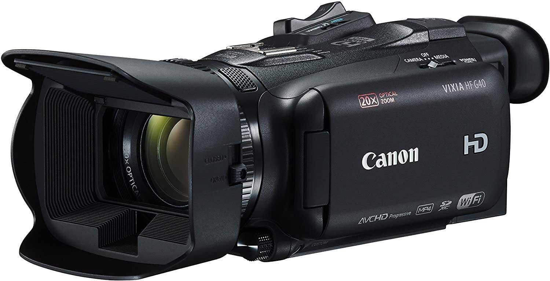 Kamera fürs Live streaman eines Gottesdienstes