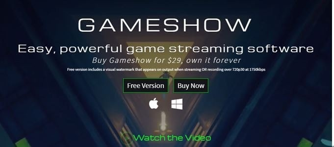 game streaming software for pc