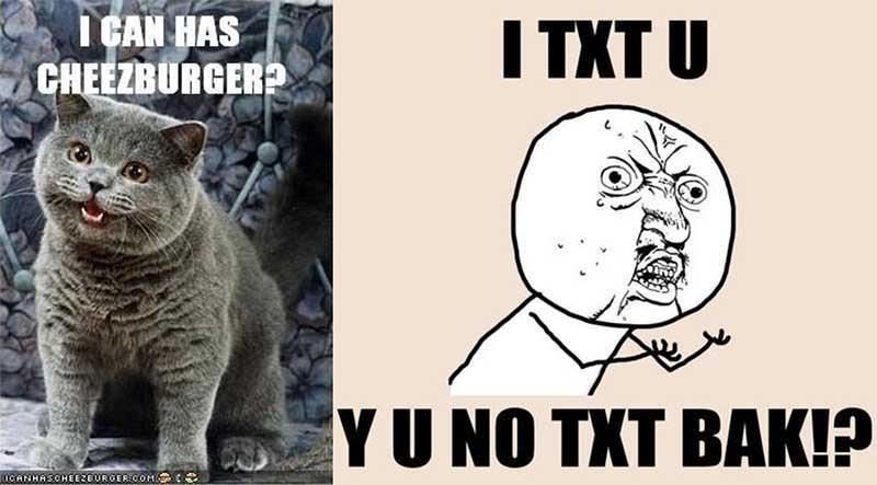 meme text font
