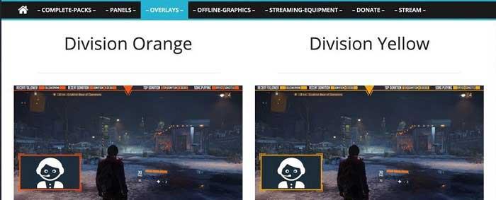 best twitch overlay site online