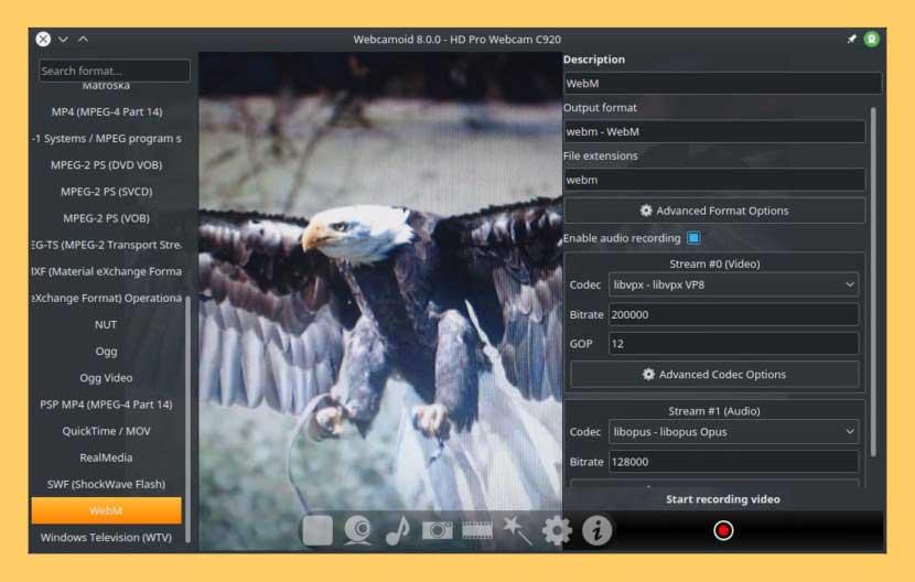meilleur logiciel de webcam pour mac