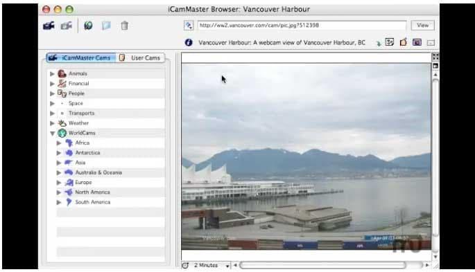 logiciel de webcam gratuit pour mac