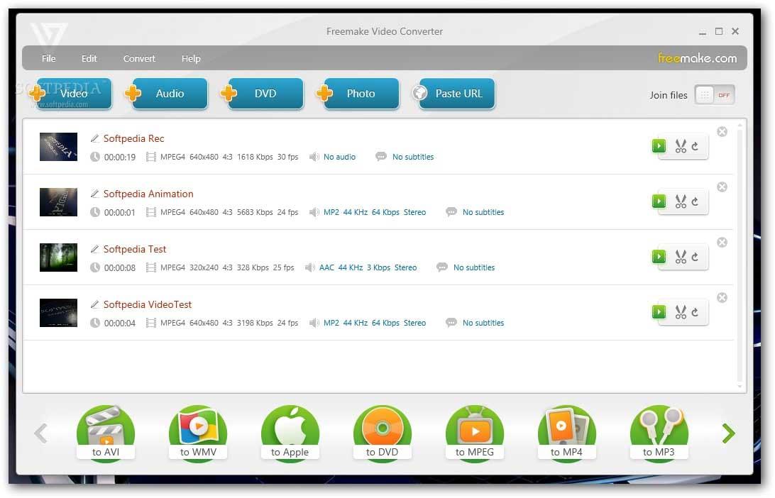 freemake video downloader iphone