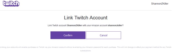 twitch prime amazon