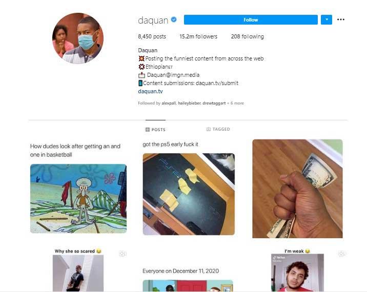 best instagram meme accounts