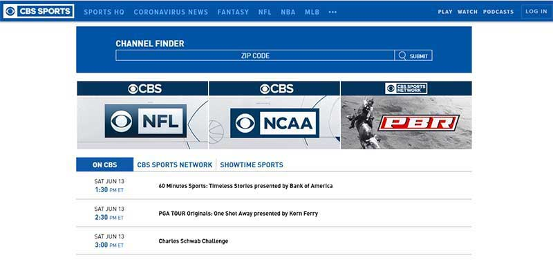 watch sports live stream free