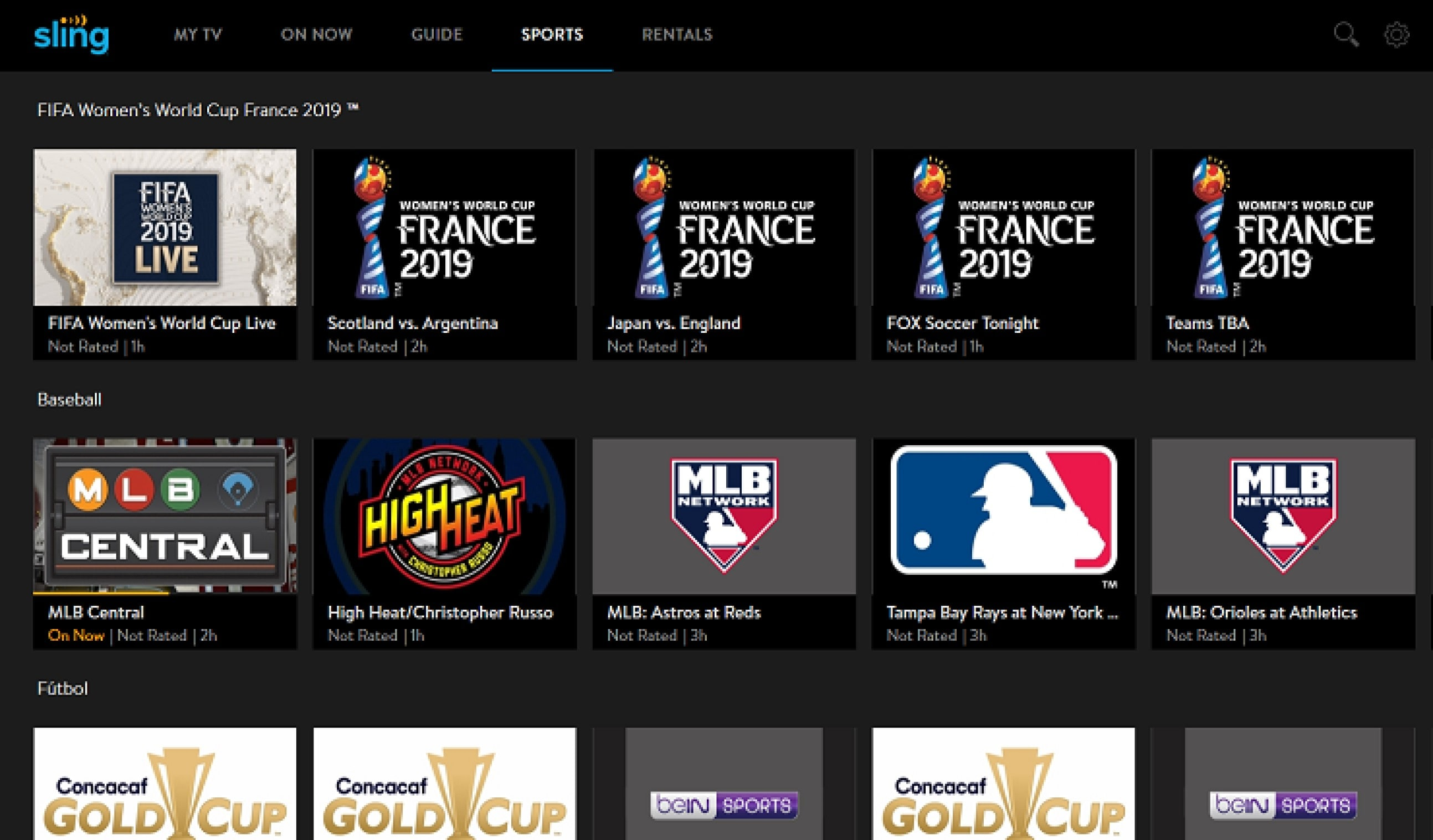 Top 10 Live Sports Streaming Sites Online