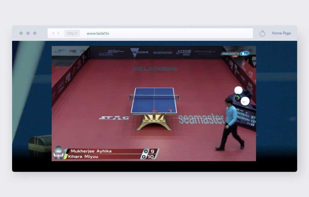 live stream sports free online