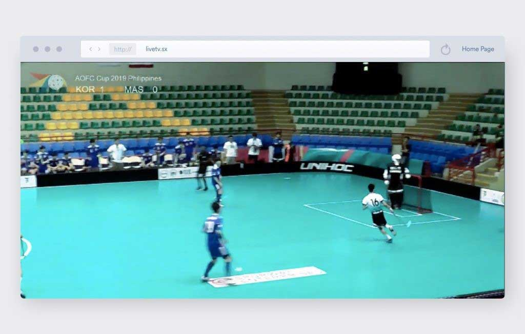 live sports streaming online