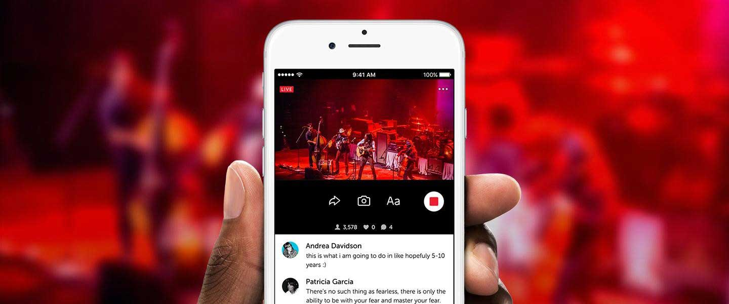 mobile streaming apps for ios