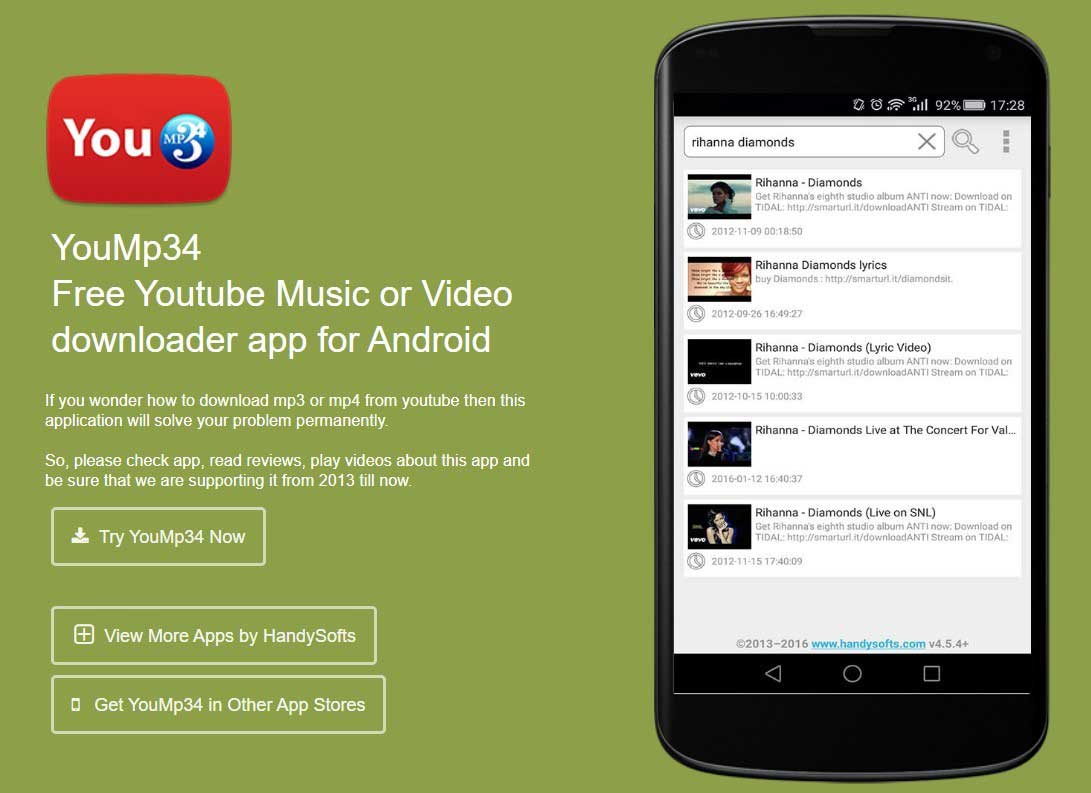 download youtube to MP3