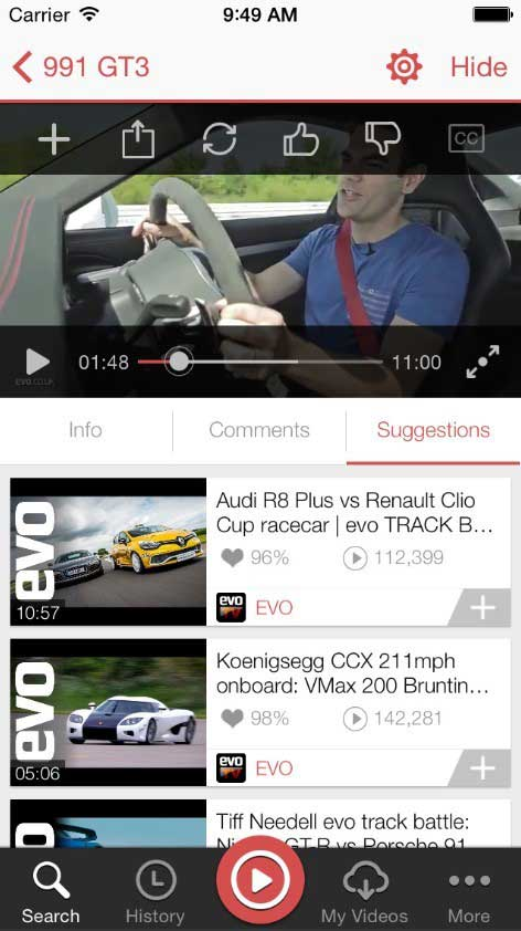 mxtube youtube video downloader and converter to mp3 iphone