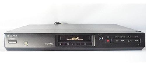 Sony 8mm Video8