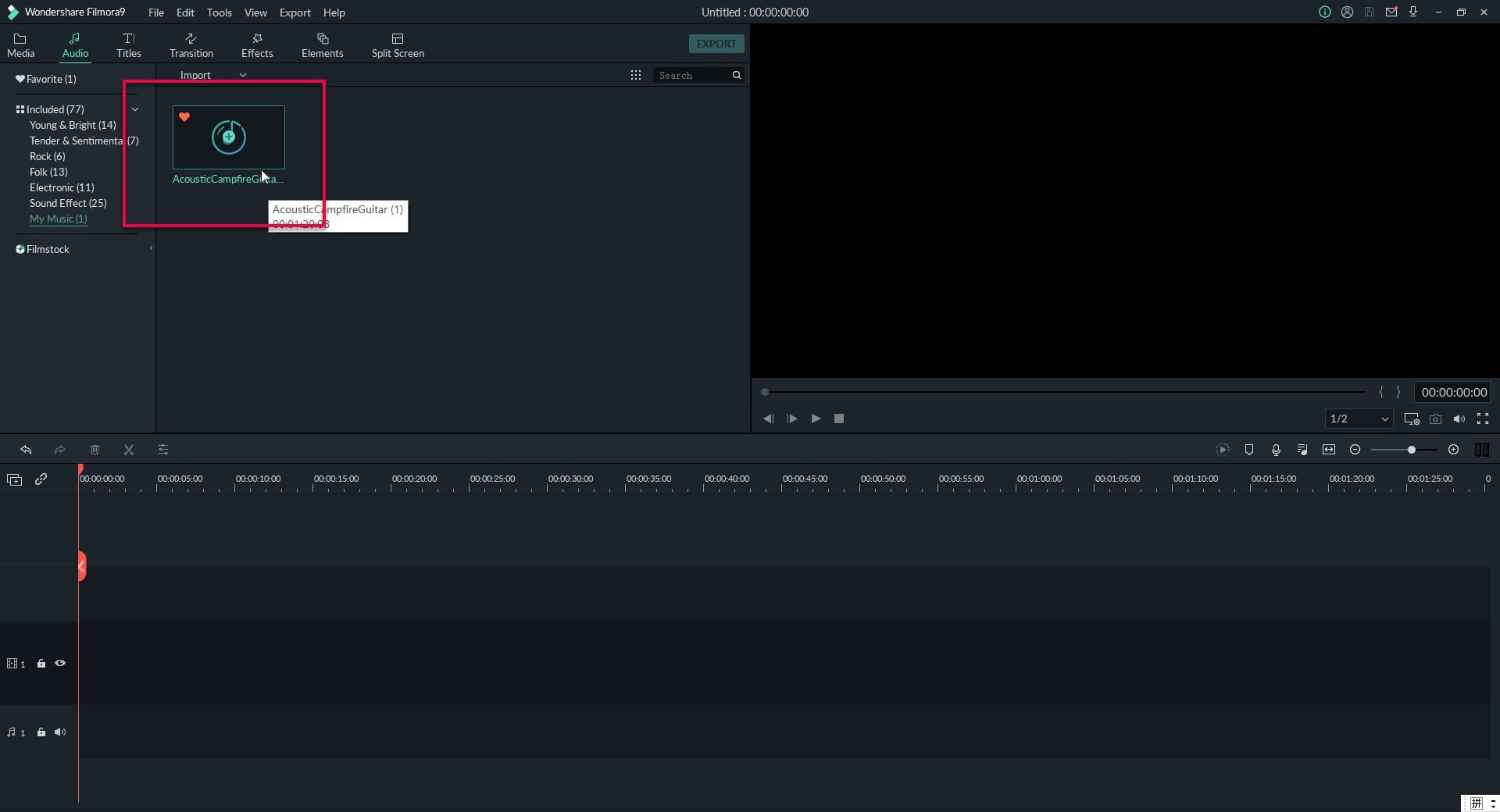 hintergrundmusik für vlog-video
