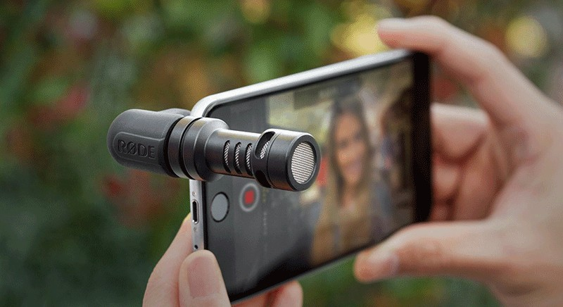 create a vlog with iPhone