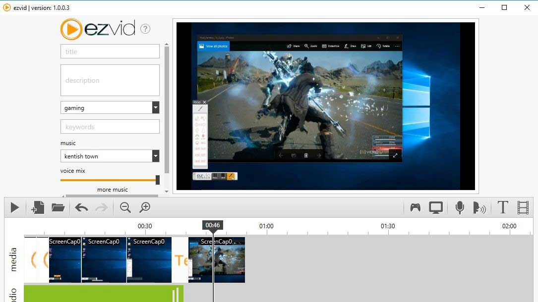 record video games on pc for youtube