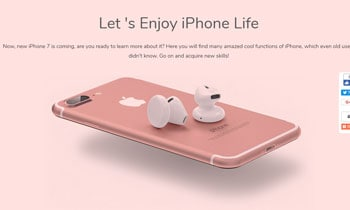 Let 's Enjoy iPhone Life