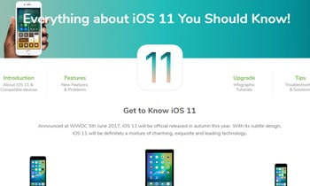Everything about iOS 11 You Should Know