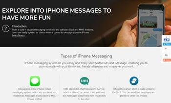 Explore into iPhone Messages to Have More Fun