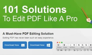 101 Tips to Advance Your PDF Editing Skill