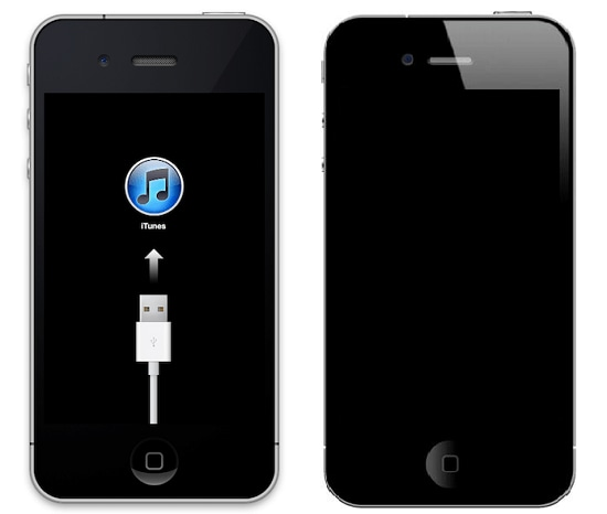 A Hassle Free Way to Get iPhone out of DFU Mode