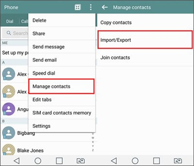 5 Ways to Transfer Contacts to Samsung Galaxy S9/S9 Plus